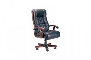Кресло руководителя Парламент (Parlament C-10) экокожа - Мебельная фабрика «Бриск»