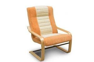 Кресло с деревянными ножками - Мебельная фабрика «Каравелла»