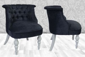 Кресло с каретной стяжкой Лео - Мебельная фабрика «BALOO mebel»