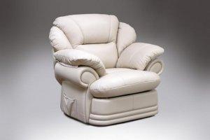 Кресло с мягкими подлокотниками Диана 1 - Мебельная фабрика «ТРИЭС»