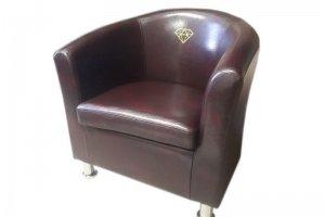 Кресло с подлокотниками - Мебельная фабрика «Ритм»