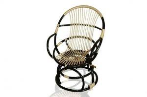 Кресло с подлокотниками - Мебельная фабрика «Плетеная Мебель»