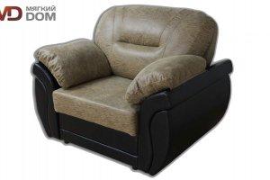 Кресло с подушками на подлокотниках - Мебельная фабрика «Мягкий Дом»