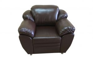 Кресло с подушками на подлокотниках Максимус 4 - Мебельная фабрика «Сеть-М»