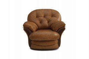 Кресло с подушками на подлокотниках Ньюпорт - Мебельная фабрика «Британника»
