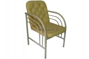 Кресло с пуговицами - Мебельная фабрика «Артикул-Мебель»