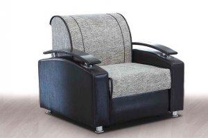Кресло серое Карина - Мебельная фабрика «Веста»