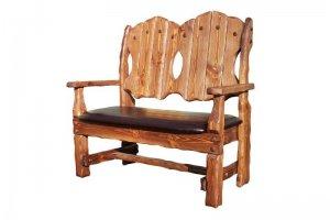 Кресло-скамья Добряк кожа - Мебельная фабрика «Кедр-М»