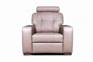 Кресло светлое Норман 2 Люкс - Мебельная фабрика «Divanger»