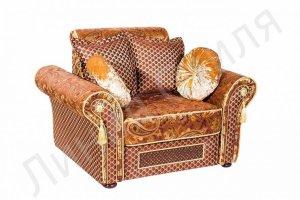 Кресло Топазио - Мебельная фабрика «Линия Стиля»