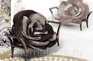 Кресло в форме цветка AL 3000 - Мебельная фабрика «Alternatиva Design»