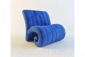 Кресло в форме волны AL 310 - Мебельная фабрика «Alternatиva Design»