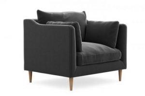Кресло велюр Катлин - Мебельная фабрика «Defy Mebel»