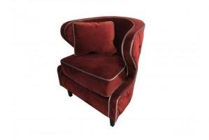 Кресло Видия с декоративной спинкой - Мебельная фабрика «Эвальд»