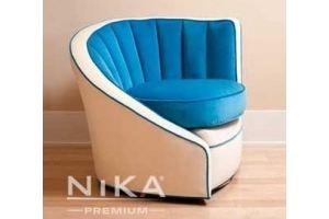 Кресло вращающееся Диана - Мебельная фабрика «NIKA premium»