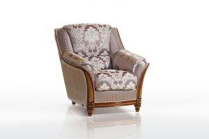 Кресло Женева - Мебельная фабрика «Качканар-мебель»