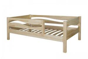 Кровать детская Кроха-волна - Мебельная фабрика «Мебель Холдинг»