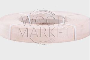 Кромка из шпона Ясень - Оптовый поставщик комплектующих «КИНГВУД (WOOD MARKET)»