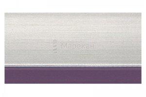 Кромка Серебро + Фиолетовый - Оптовый поставщик комплектующих «Марекан»