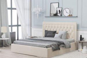 Кровать 007 - Мебельная фабрика «Ре-Форма»