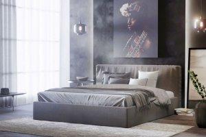 Кровать 008 - Мебельная фабрика «Ре-Форма»