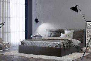 Кровать 014 - Мебельная фабрика «Ре-Форма»
