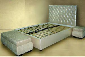 Кровать 1 - Мебельная фабрика «Салеж»