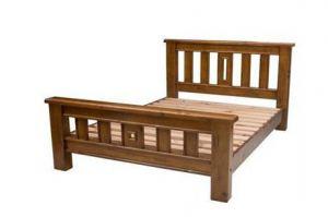 Кровать 1101POD - Мебельная фабрика «Кантри»