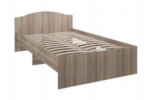 Кровать 1200 Доминик New - Мебельная фабрика «Комфорт-S»
