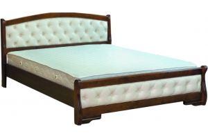 Кровать с изголовьем 123 - Мебельная фабрика «Мега-Проект»