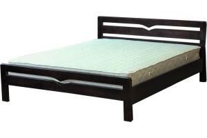Кровать береза 124 - Мебельная фабрика «Мега-Проект»