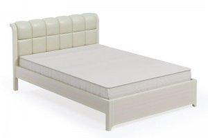 Кровать 17 белая - Мебельная фабрика «Лама»