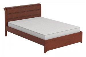 Кровать 18 орех - Мебельная фабрика «Лама»