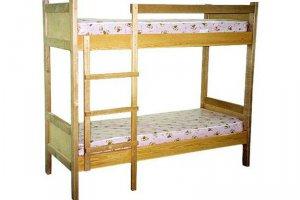 Кровать 2-х ярусная - Мебельная фабрика «ШиковМебель»