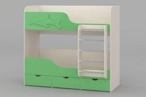 Кровать двухъярусная Юнга - Мебельная фабрика «Комодофф»