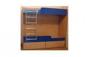 Кровать 2 ярусная детская - Мебельная фабрика «КМТ-мебель»
