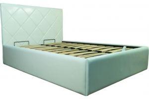 Кровать со спинкой 1 - Мебельная фабрика «Мега-Проект»