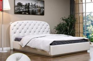 Кровать 321 Спальня МК 57 - Мебельная фабрика «Корвет»