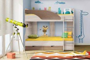 Кровать 5 Бриз МДФ - Мебельная фабрика «ДИАЛ»