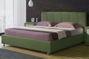 Кровать мягкая Адель - Мебельная фабрика «ИЛ МЕБЕЛЬ»