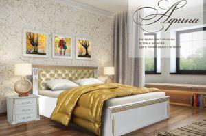 Кровать Афина - Мебельная фабрика «НИКА»