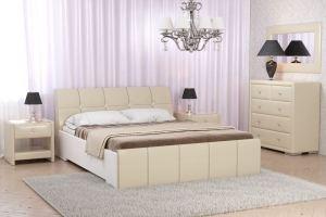 Кровать двуспальная Афина - Мебельная фабрика «Виктория-мебель»