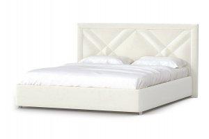 Кровать Акрополь экокожа - Мебельная фабрика «Архитектория»