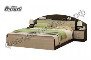 Кровать Александра комби - Мебельная фабрика «Фаворит»