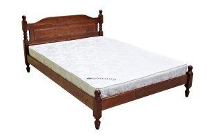 Кровать Александра (с низкой спинкой) - Мебельная фабрика «Коралл»