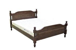 Кровать Александра (с высокой спинкой) - Мебельная фабрика «Коралл»