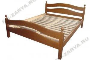 Кровать Амелия - Мебельная фабрика «Заря», г. Ковров
