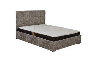 Кровать двуспальная Амелия - Мебельная фабрика «Симбирск Лидер»