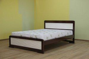 Кровать Анабель 30 из массива - Мебельная фабрика «Брянск-мебель»