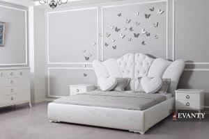Кровать Annabelle - Мебельная фабрика «EVANTY»